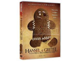 HANSEL E GRETEL LA STREGA FORESTA NERA HORROR - DVD