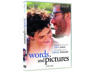 WORDS AND PICTURES COMMEDIA - DVD