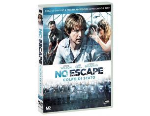 NO ESCAPE: COLPO DI STATO THRILLER - DVD