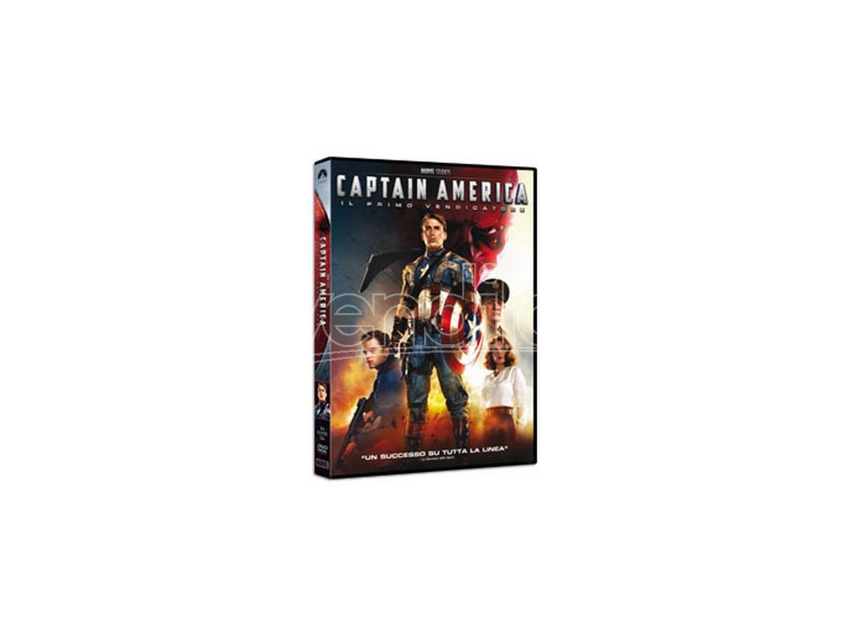 CAPTAIN AMERICA AZIONE - DVD
