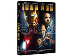 IRON MAN AZIONE - DVD