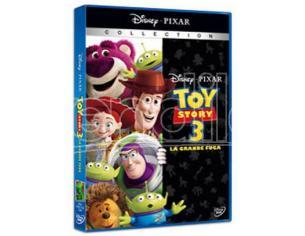 TOY STORY 3 - LA GRANDE FUGA ANIMAZIONE DVD