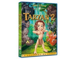 TARZAN 2 ANIMAZIONE - DVD