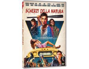 SCHERZI DELLA NATURA COMMEDIA - DVD