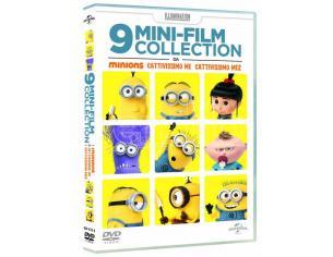 MINIONS: 9 MINI MOVIE COLLECTION ANIMAZIONE - DVD