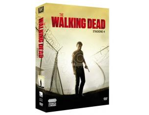 THE WALKING DEAD - STAGIONE 4 HORROR DVD