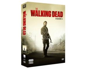 THE WALKING DEAD - STAGIONE 5 HORROR DVD