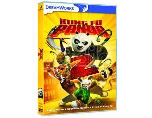 KUNG FU PANDA 2 ANIMAZIONE - DVD CARTONE ANIMATO