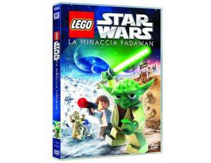 LEGO STAR WARS-LA MINACCIA PADAWAN ANIMAZIONE - DVD