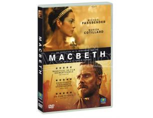 MACBETH DRAMMATICO - DVD