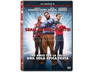 THE NIGHT BEFORE - SBALLATI PER LE FESTE COMMEDIA DVD