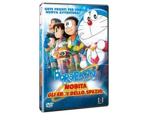 DORAEMON: NOBITA E GLI EROI DELLO SPAZIO ANIMAZIONE - DVD