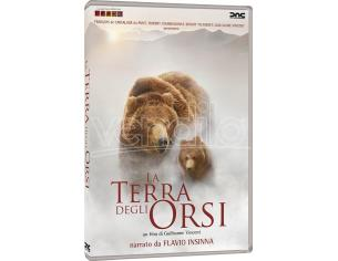 LA TERRA DEGLI ORSI DOCUMENTARIO - DVD