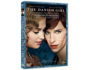 THE DANISH GIRL DRAMMATICO - DVD