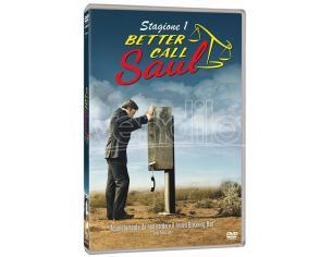 BETTER CALL SAUL - STAGIONE 1 DRAMMATICO DVD