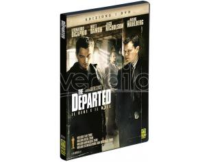THE DEPARTED THRILLER - DVD