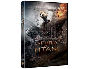 LA FURIA DEI TITANI AZIONE - DVD