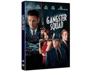 GANGSTER SQUAD THRILLER - DVD