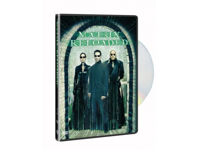 MATRIX RELOADED FANTASCIENZA - DVD