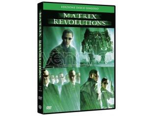 MATRIX REVOLUTIONS FANTASCIENZA - DVD
