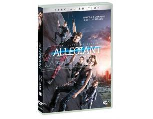 ALLEGIANT-THE DIVERGENT SERIES SPEC. ED. AZIONE AVVENTURA - DVD