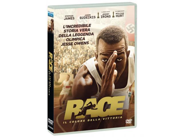 Dvd eagle dvd2738 in film dvd dvd negozio san marino for Race il colore della vittoria