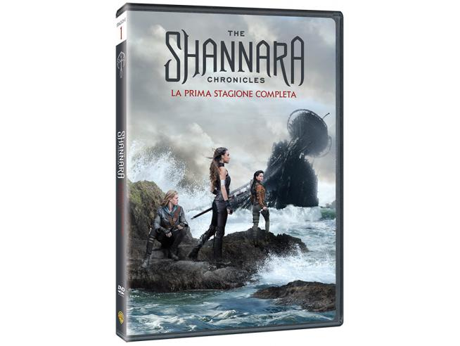 THE SHANNARA CHRONICLES - STAGIONE 1 FANTASY DVD