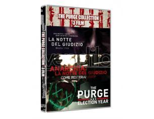 LA NOTTE DEL GIUDIZIO - TRILOGIA AZIONE DVD