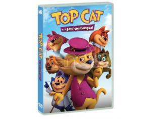 TOP CAT E I GATTI COMBINA GUAI ANIMAZIONE - DVD