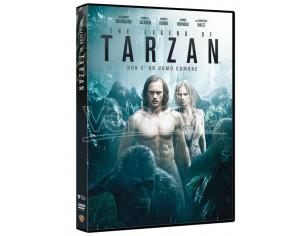 THE LEGEND OF TARZAN AZIONE - DVD