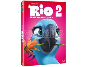 RIO 2 MISSIONE AMAZZONIA FUNTASTIC ED ANIMAZIONE - DVD