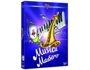 MUSICA MAESTRO ANIMAZIONE - DVD