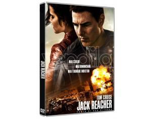 JACK REACHER: PUNTO DI NON RITORNO THRILLER - DVD