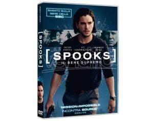 SPOOKS: IL BENE SUPREMO AZIONE AVVENTURA - DVD