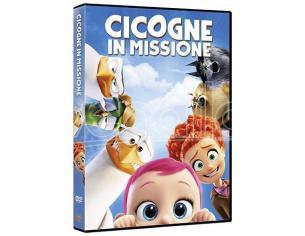 CICOGNE IN MISSIONE ANIMAZIONE - DVD