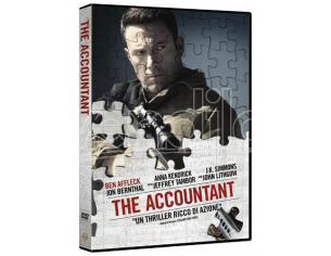 THE ACCOUNTANT AZIONE - DVD