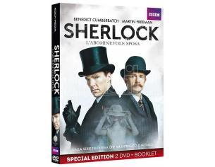 SHERLOCK: L'ABOMINEVOLE SPOSA THRILLER - DVD