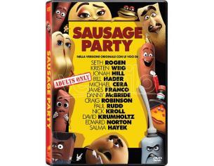 SAUSAGE PARTY ANIMAZIONE - DVD
