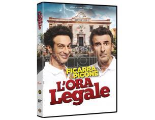 L'ORA LEGALE COMMEDIA - DVD