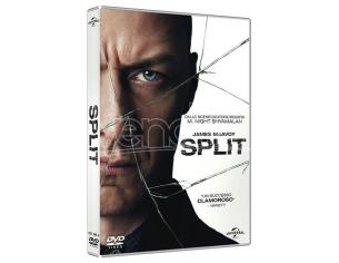 SPLIT THRILLER - DVD