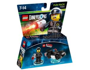 LEGO DIMENSIONS FUN PACK MOVIE BAD COP - TOYS TO LIFE