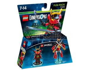LEGO DIMENSIONS FUN PACK NINJAGO NYA - TOYS TO LIFE