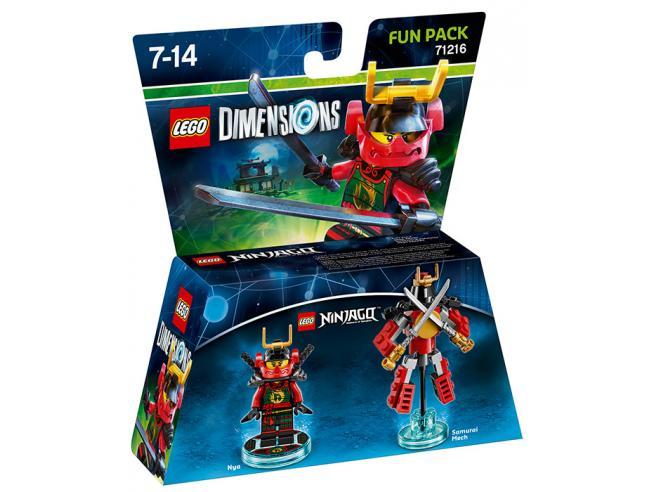LEGO DIMENSIONS FUN PACK NINJAGO NYA - TOYS TO LIFE