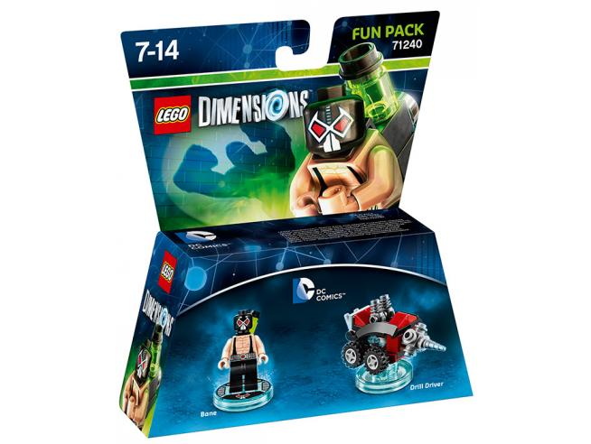 LEGO DIMENSIONS FUN PACK DC BANE - TOYS TO LIFE