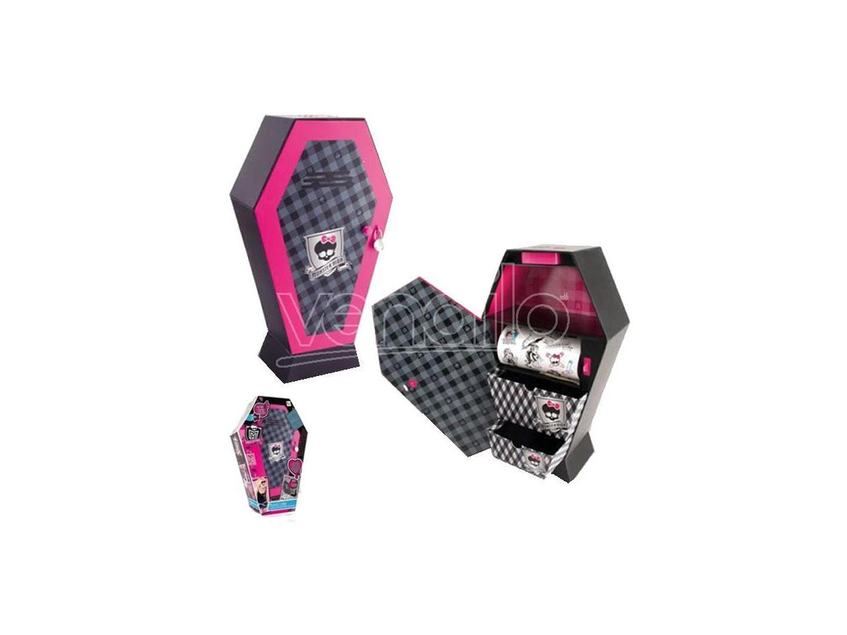 ARMADIETTO MUSICALE MONSTER HIGH 40CM GADGET