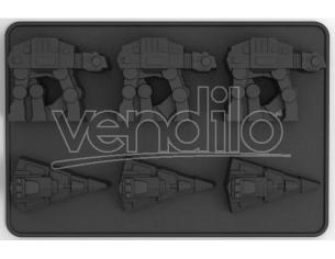 STAMPI GHIACCIO AT-AT&STAR D. STAR WARS GADGET