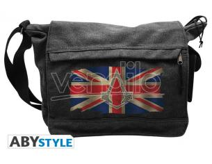 BORSA MESS.ASSASSIN'S CREED-UNION JACK ALTRI ACCESSORI - GADGET