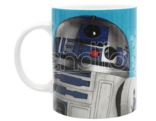 TAZZA R2-D2 STAR WARS MUG - GADGET