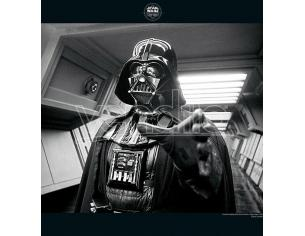 STAMPA DA COLLEZ. DARTH VADER STAR WARS POSTER - GADGET