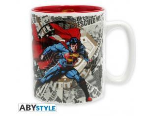 Dc Comics - Superman Tazza Gadget